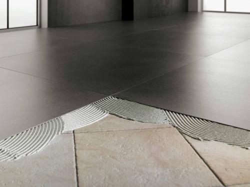 Piastrellista san lucido - Incollare piastrelle su pavimento esistente ...