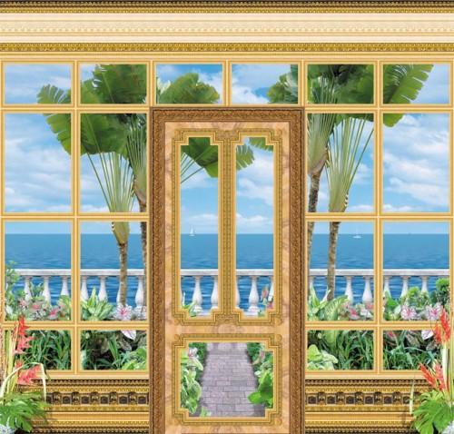 finestra panoramica 1 latina