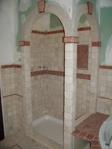 Artigiano piastrellista suttil dennis romans d 39 isonzo - Lavandini bagno in muratura ...
