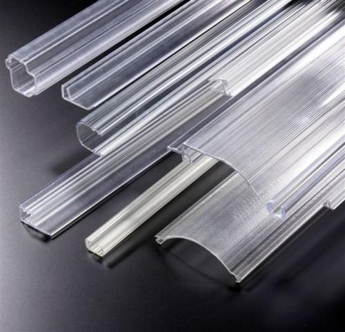 Estrusione profili in policarbonato castiglione olona - Profili in plastica per piastrelle ...