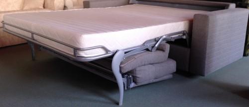 Divano letto con materasso alto 18 cm. : (Lissone)