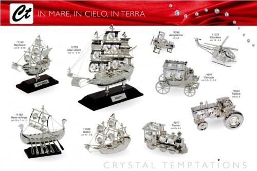 Bomboniere con cristalli swarovski pontecagnano faiano for Swarovski italia catalogo