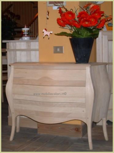 Mobili in legno al naturale varese - Mobili a colori varese ...