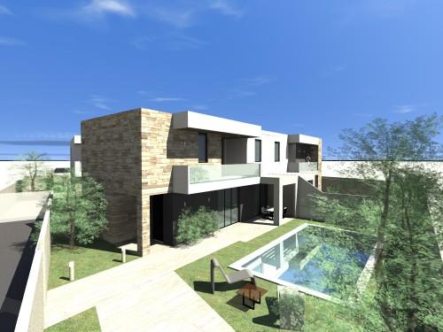 Habitat system costruzioni s r l barletta for Case particolari