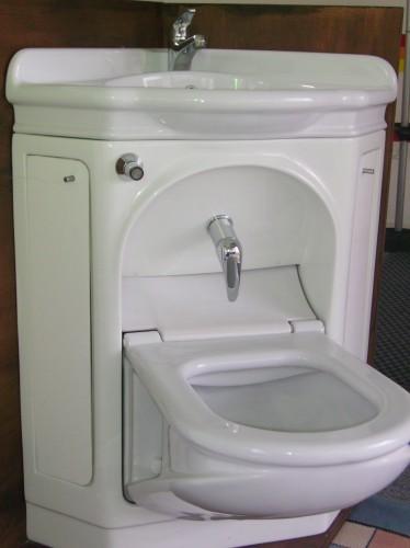 Compact angolare wc bide 39 colbordolo - Lavandino bagno camper ...