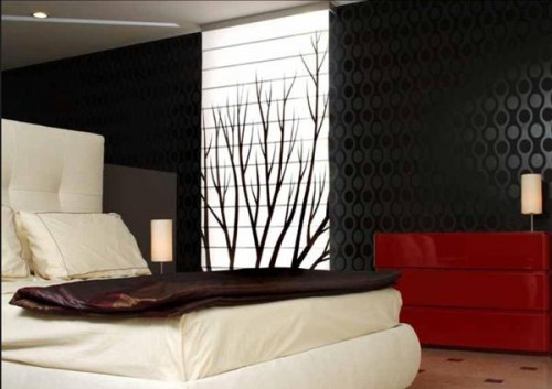 Crea il tuo design con le tende a pannello schema4 : tremestieri etneo