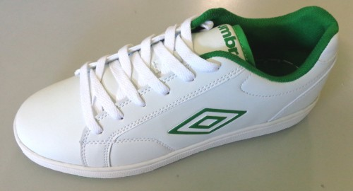 the latest 69d2e d9b9f SCARPE UMBRO MEDWAY BIANCO/VERDE
