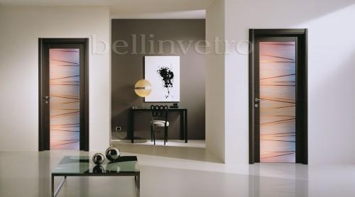 Porte di vetro per interni palermo corleone - Porte interni palermo ...