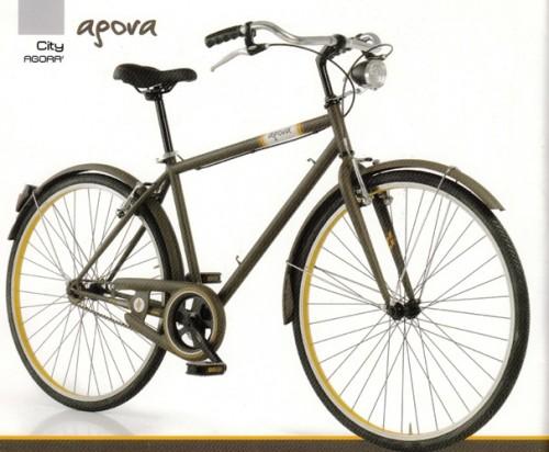Bicicletta Nuzzi Agora