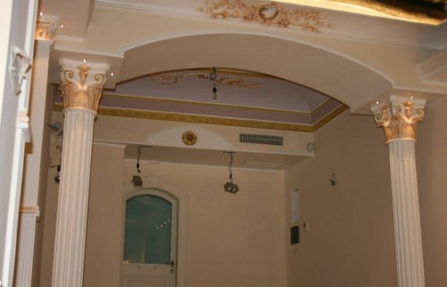 Edil finiture colori imbiancature pitturazioni decorazioni d 39 interni ed esterni cicciano - Decorazioni d interni ...