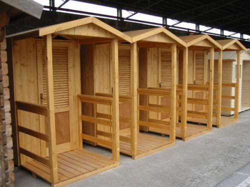 New tagliaboschi pallets srl ferentino - Cabine in legno ...