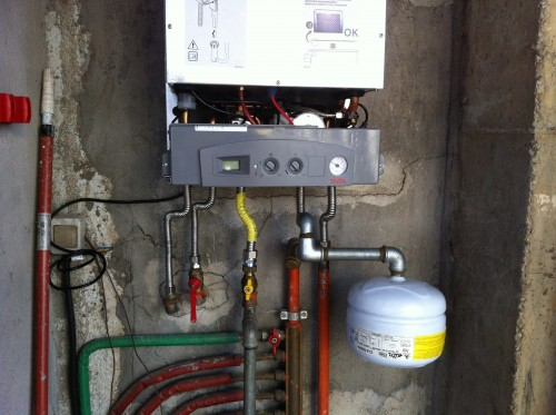 Installazione caldaie e scaldabagni grugliasco - Caldaia a condensazione costo installazione ...
