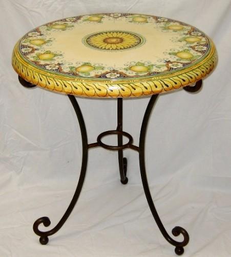 Tavoli in ceramica : (Campi Bisenzio)