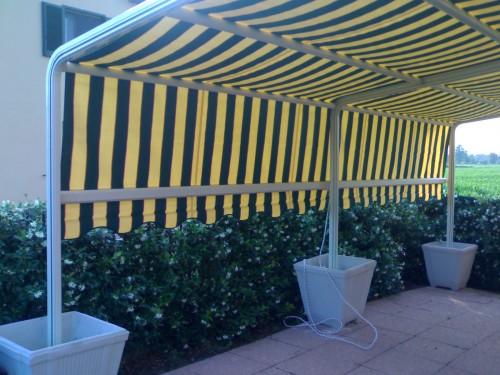 Best Tende Per Terrazzo Impermeabili Contemporary - Design Trends ...