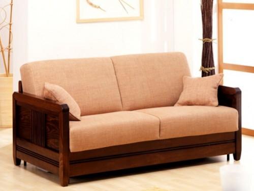 Centro divani in legno scontati del 50 villaricca - Divano 2 posti piccolo ...