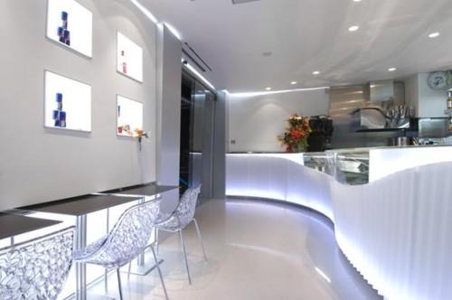 la bar and shop design arredamenti per negozi bar uffici ed ... - Arredamento Interni Gelateria