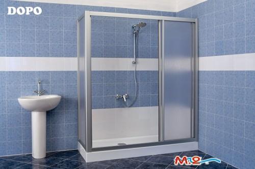Box Per Vasca Da Bagno Piccola : Vasca da bagno piccola con doccia latest vasca da bagno piccola