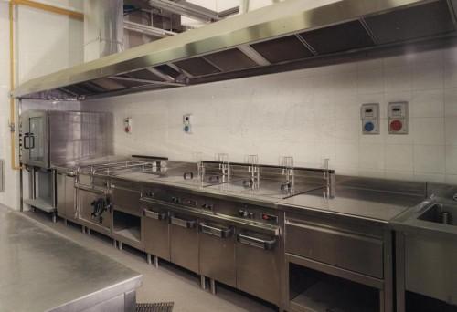 Cucine industriali roma cucine professionali roma for Cucine usate milano