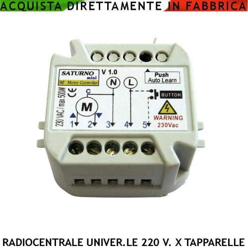 Schema Elettrico Per Tapparelle Centralizzate : Tapparelle automatiche centralino di comando roma