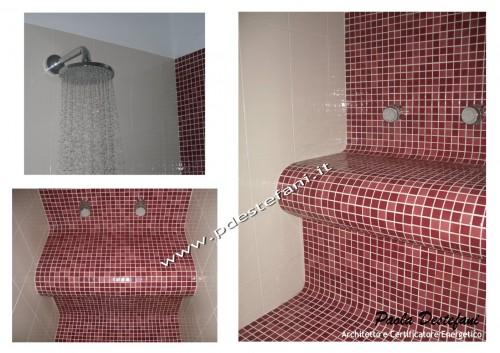 doccia in muratura con seduta Quotes
