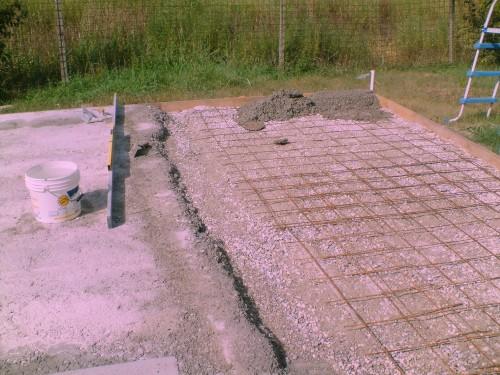 Posa piastrelloni da giardino su sabbia o cemento san canzian d