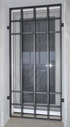 Inferriate in ferro este - Prezzi inferriate per porte finestre ...