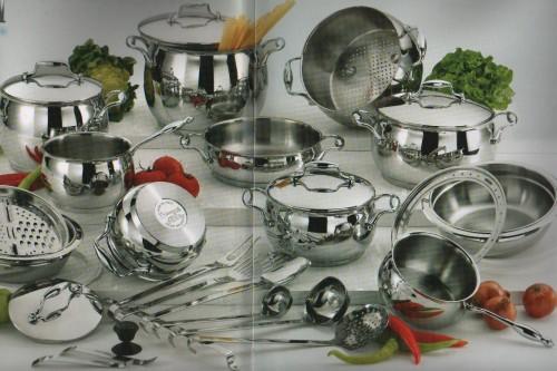 batteria da cucina elene