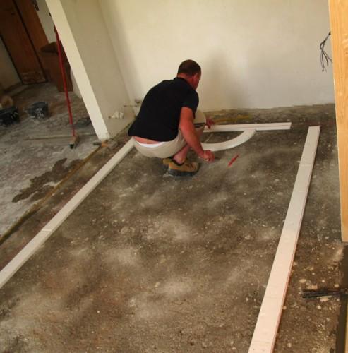Terrazzo seminato alla veneziana nuovo roma for Veneziana pavimento