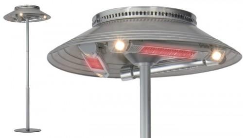 Riscaldamento per esterno fungo a raggi infrarossi con o - Riscaldamento per esterno ...