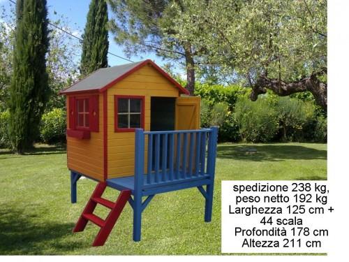 Offerta parco giochi giardino house lamezia terme for Amazon casette per bambini