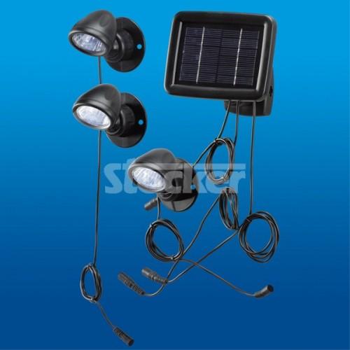 Lampade con pannello solare per esterno : (Povoletto)