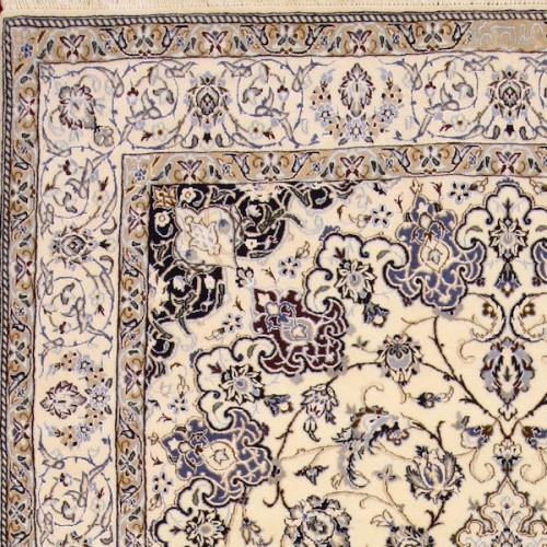 Tappeto nain 6 line 204 x 132 padova - Tappeti persiani usati ...