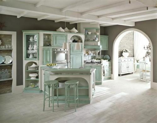 Cucine in muratura roma : (Ariccia)