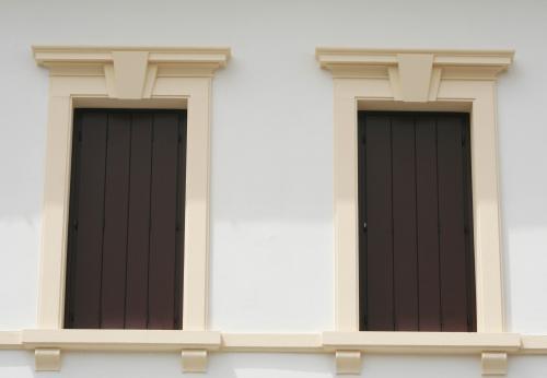 Cornici per finestre villafranca padovana - Imbotti in alluminio per finestre ...