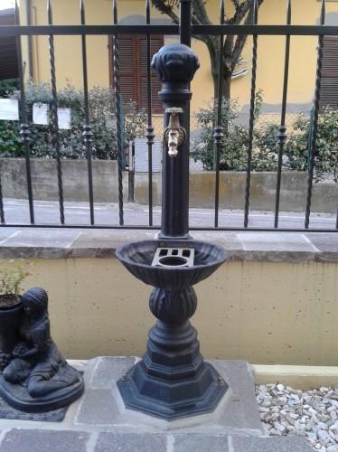Fontana in ghisa Elvio cod. 605..
