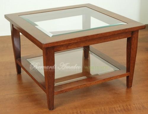 Tavolino da salotto doppio ripiano ros for Mondo convenienza tavolini da salotto arte povera