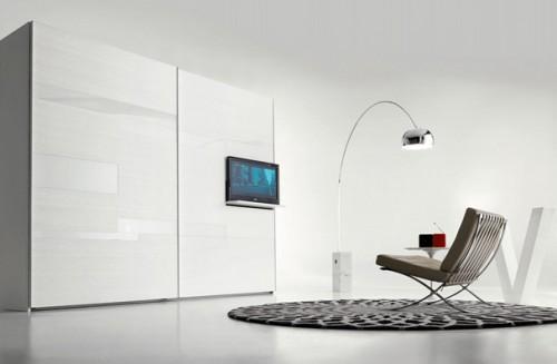 Armadio fimar con televisore lissone - Mobili per televisore ...