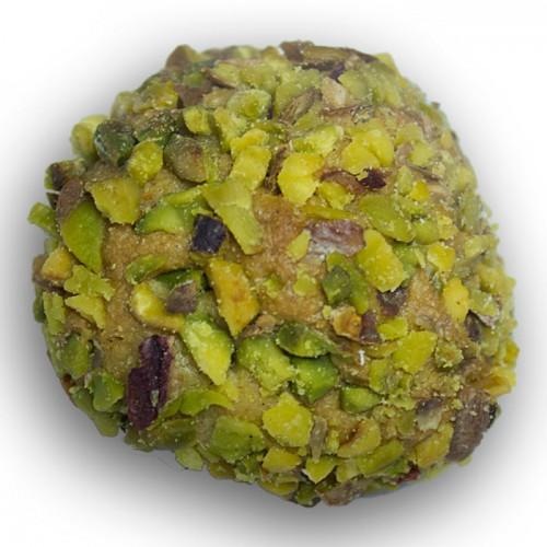 Biscotti di pasta di pistacchio di Bronte : (Vittoria)