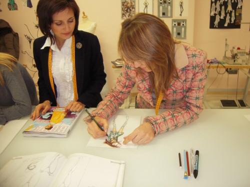 Istituto di moda treviso fashion school scuole e corsi for Scuola burgo milano