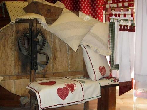 Bastoni per tende oulx for Piani di casa in stile artigiano di montagna