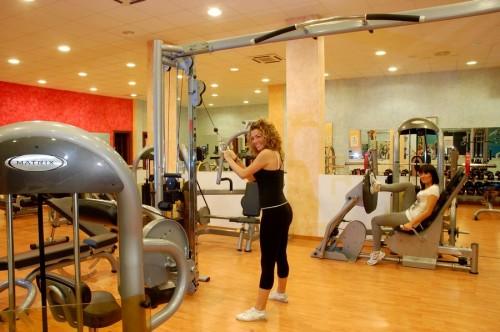 Centro sportivo planet gym capena for Vendesi palestra roma
