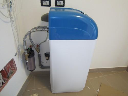Depuratore per acqua a sale : (Ravenna)