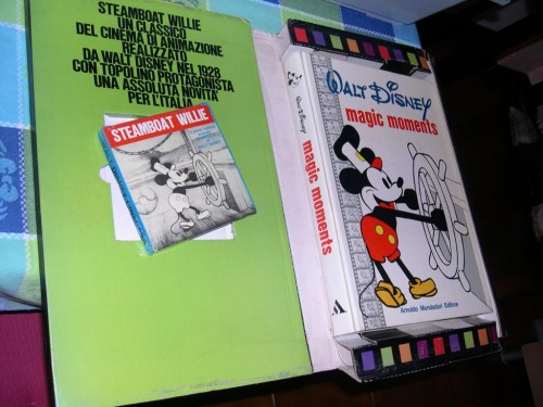 Magic moments steamboat willie il primo cartone animato