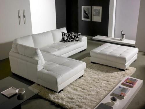 Offerta divano in pelle angolare - Tino Mariani : (Lissone)