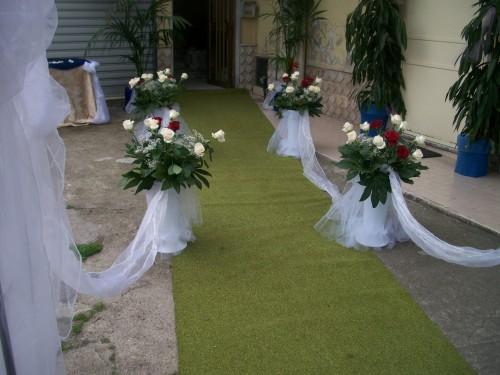 Matrimonio blog addobbo matrimonio casa - Addobbi casa per matrimonio ...