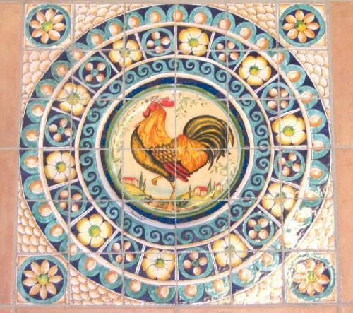 Ceramiche artistiche parrini campi bisenzio for Pannelli decorativi per cucine prezzi