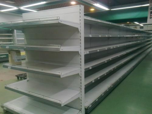 Scaffalature metalliche supermarket palermo for Arredamento negozi e supermercati