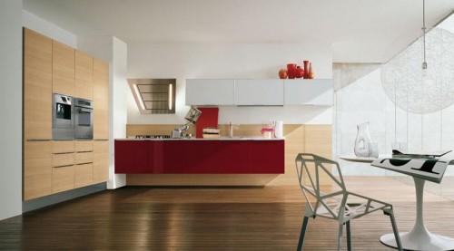 siloma propone per le sue cucine l'effetto tranchè e innovativi ... - Siloma Cucine