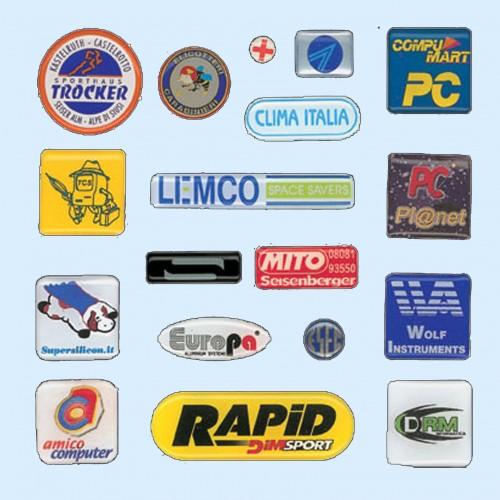 Etichette Resinate Milano