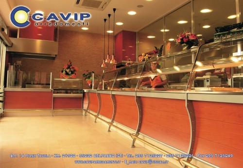 Arredamenti bar ristoranti negozi belpasso for Arredamenti per panifici